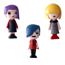Vinyl Figure Triple Pack - Savlonic